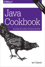 Okładka książki Java Cookbook. 3rd Edition
