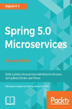 Okładka książki Spring 5.0 Microservices - Second Edition