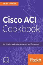 Okładka książki Cisco ACI Cookbook