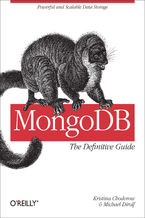 Okładka książki MongoDB: The Definitive Guide