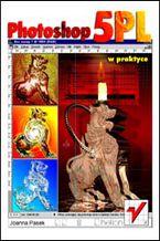 Okładka książki Photoshop 5 PL w praktyce