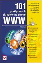 Okładka książki 101 praktycznych skryptów na stronę WWW