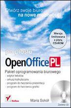 Okładka książki Po prostu OpenOfficePL