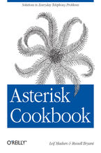 Okładka książki Asterisk Cookbook. Solutions to Everyday Telephony Problems