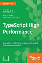 Okładka książki TypeScript High Performance