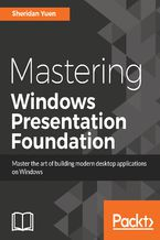 Okładka książki Mastering Windows Presentation Foundation