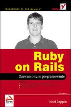 Okładka książki Ruby on Rails. Zaawansowane programowanie