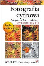 Okładka książki Fotografia cyfrowa. Leksykon kieszonkowy. Wydanie II