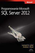 Okładka książki Programowanie Microsoft SQL Server 2012