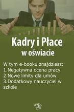 Kadry i Płace w oświacie, wydanie marzec 2016 r
