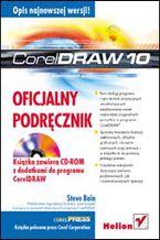 Okładka książki CorelDRAW 10. Vademecum profesjonalisty