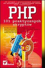Okładka książki PHP. 101 praktycznych skryptów