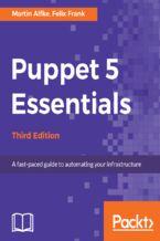 Okładka książki Puppet 5 Essentials - Third Edition