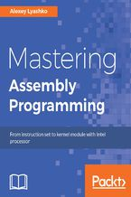 Okładka książki Mastering Assembly Programming