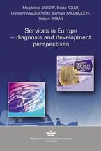 Services in Europe  diagnosis and development perspectives