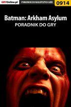 Batman: Arkham Asylum - poradnik do gry