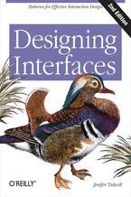 Okładka książki Designing Interfaces. Patterns for Effective Interaction Design. 2nd Edition