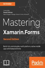 Okładka książki Mastering Xamarin.Forms