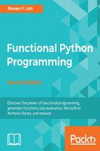 Okładka książki Functional Python Programming
