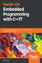 Okładka książki Hands-On Embedded Programming with C++17