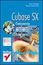 Okładka książki Cubase SX. Ćwiczenia