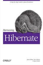 Okładka książki Harnessing Hibernate
