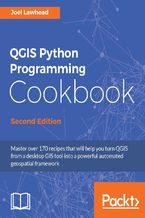 Okładka książki QGIS Python Programming Cookbook - Second Edition