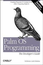 Okładka książki Palm OS Programming. The Developer's Guide. 2nd Edition