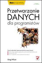 Okładka książki Przetwarzanie danych dla programistów