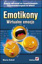 Okładka książki Emotikony. Wirtualne emocje
