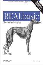 Okładka książki REALBasic: TDG. The Definitive Guide, 2nd Edition. 2nd Edition