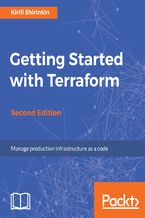 Okładka książki Getting Started with Terraform - Second Edition