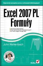 Okładka książki Excel 2007 PL. Formuły