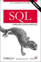Okładka książki SQL. Leksykon kieszonkowy. Wydanie II