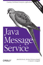 Okładka książki Java Message Service. Creating Distributed Enterprise Applications. 2nd Edition