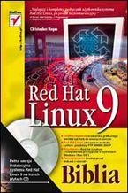 Okładka książki Red Hat Linux 9. Biblia