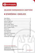 Starówka i okolice. Szlakiem warszawskich zabytków