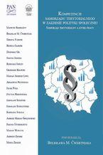 Kompetencje samorządu terytorialnego w zakresie polityki społecznej. Samorząd terytorialny a rynki pracy