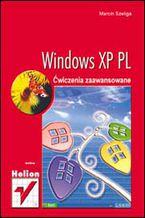 Okładka książki Windows XP PL. Ćwiczenia zaawansowane