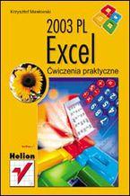 Okładka książki Excel 2003 PL. Ćwiczenia praktyczne