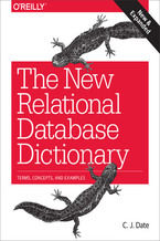 The New Relational Database Dictionary. Terms, Concepts, and Examples