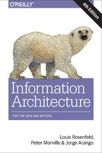 Okładka książki Information Architecture. For the Web and Beyond. 4th Edition