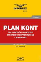 Plan kont dla budżetów jednostek samorządu terytorialnego  komentarz