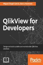 Okładka książki QlikView for Developers