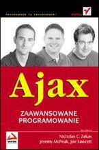Okładka książki Ajax. Zaawansowane programowanie