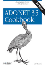 Okładka książki ADO.NET 3.5 Cookbook. Building Data-Centric .NET Applications. 2nd Edition