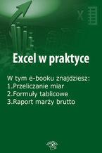 Okładka książki Excel w praktyce, wydanie październik 2015 r
