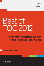 Okładka książki Best of TOC 2012