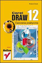 Okładka książki CorelDRAW 12. Ćwiczenia praktyczne