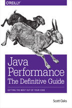 Okładka książki Java Performance: The Definitive Guide